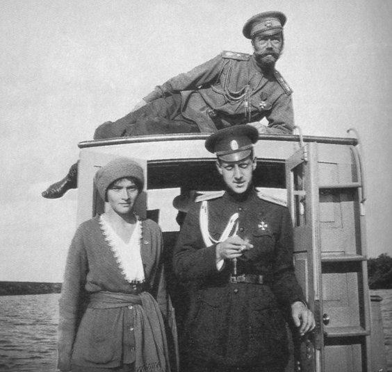 Fotos de los Romanov Nickytatmitya